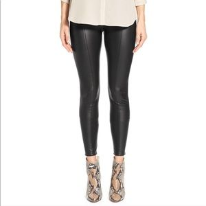 Lysse Faux Leather High Waisted Leggings Medium